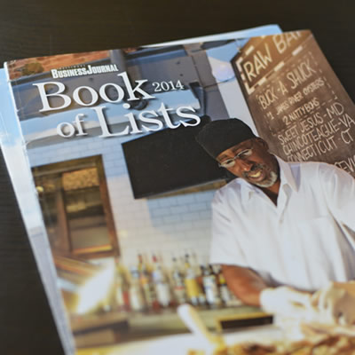 book of lists image 2014