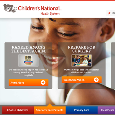 Childrens National screenshot