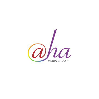 Aha Media Group logo